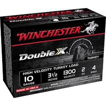 WINCHESTER  Double X Turkey 10/89 - Pb 4  10/100