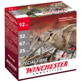 WINCHESTER  Spécial Fibre 12/67 32 g