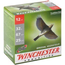 WINCHESTER  Spécial Migrateur 12/67 32 g