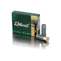ROTTWEIL Rottweil Steel Game - Acier Basse Pression 16/67 26 g